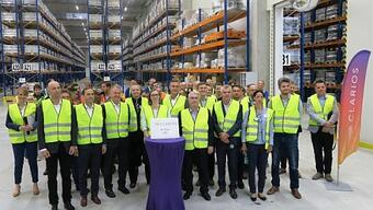 Due to the growing demand for batteries in the Czech Republic, a new distribution center was established