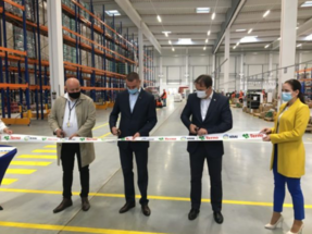 New Terna distribution warehouse means a 50% increase in capacity