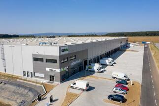 GLP recorded a record number of leases and the development of logistics properties