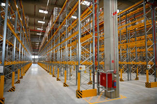 Lidl has expanded its logistics center in Sered by 12,000 square meters