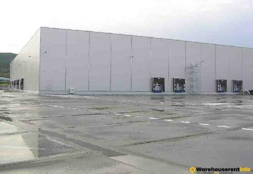 Warehouses to let in Logistics center Raca