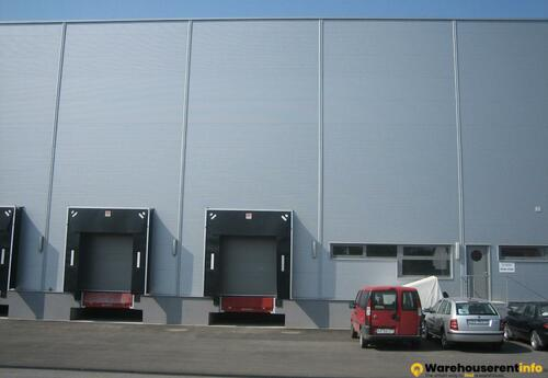 Warehouses to let in LOGIBOX