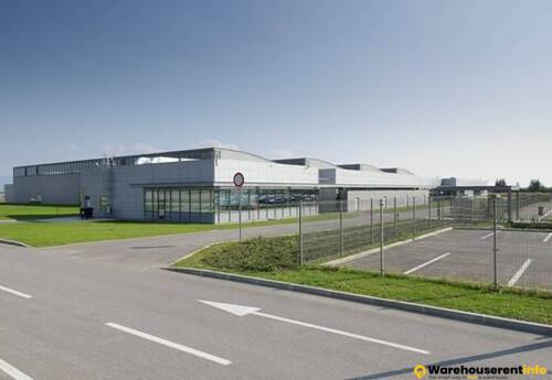 Warehouses to let in Airport industrial park kosice