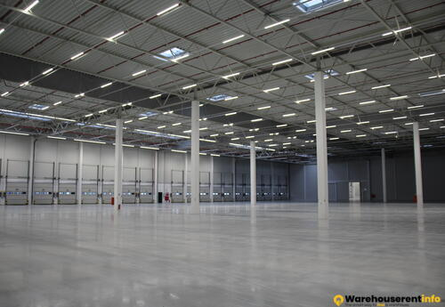 Warehouses to let in CGL Nitra Park DC3