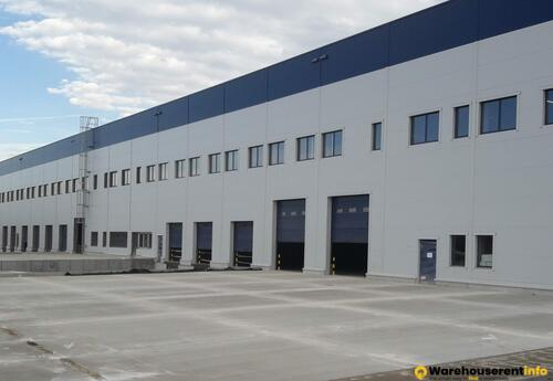 Warehouses to let in Panattoni Park Košice Airport